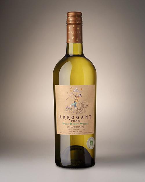 Arrogant Frog Wild Ribet Chardonnay – Blanc