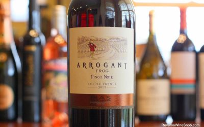 Arrogant Frog Pinot Noir 2013 – Lovely Languedoc on ReverseWineSnob