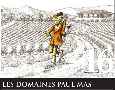 Paul Mas gained 14 places in the World Most Admired Wine Brand for 2015