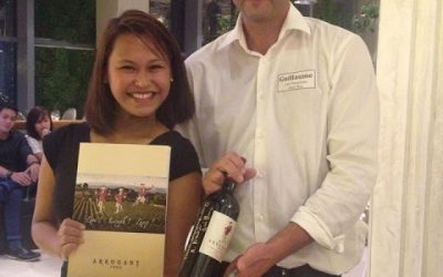 Wine tasting in Manila at Le Jardin in BGC