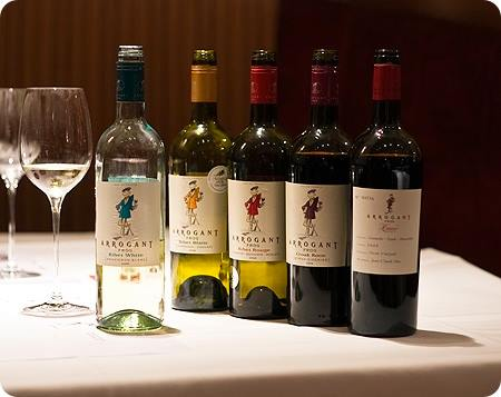 Vin de Pays d'Oc Wines