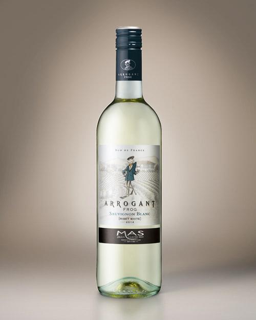 vin arrogant frog sauvignon blanc