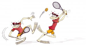 arrogantfrog tennis